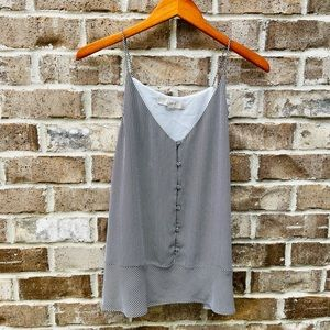 LOFT Button Front Cami - XL